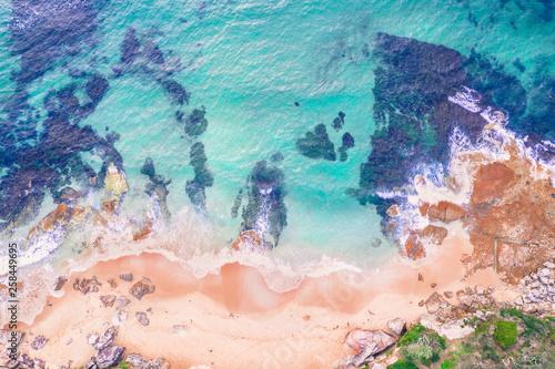 Photo  Cronulla coastline aerial views