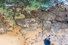 Rocky Coastline - DUdley Beach...