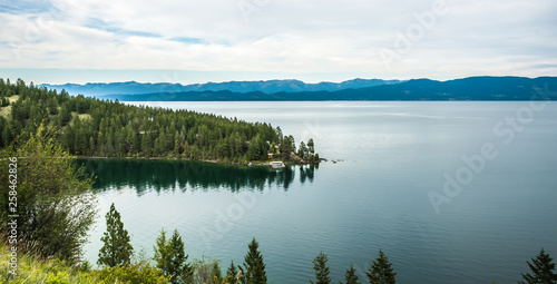 Fotografía  nature and scenes around flathead national forest montana