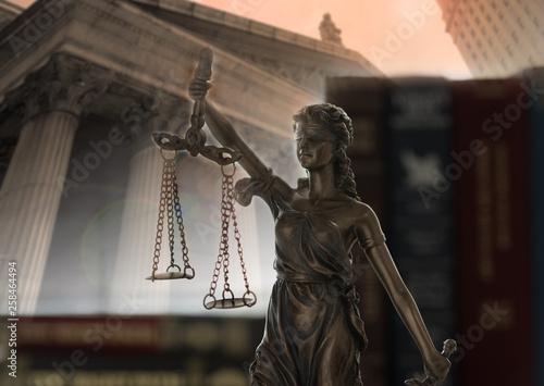 Fotografía  law justice