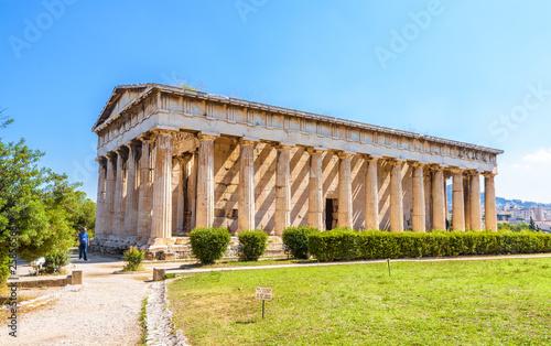 Temple of Hephaestus in Athens, Greece фототапет