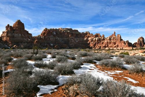 Valokuva  Canyonlands, Utah - 2019_01.19: Kessler Trail