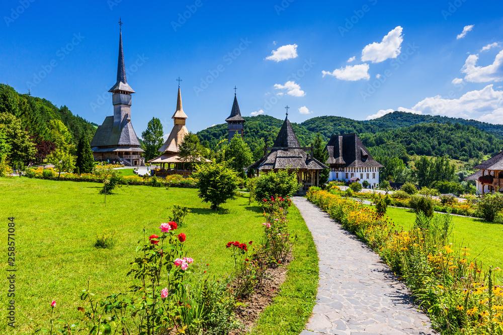 Fototapety, obrazy: Barsana, Romania.