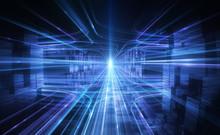Datenverkehr   Ströme In Komplexem Netzwerk - Version 3