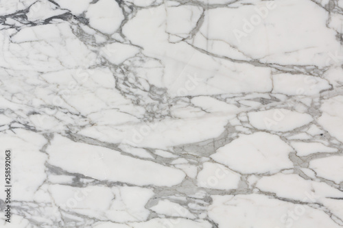Natural light marble background with ideal surface.