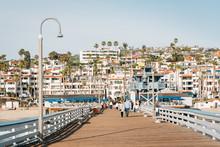 The Pier In San Clemente, Oran...