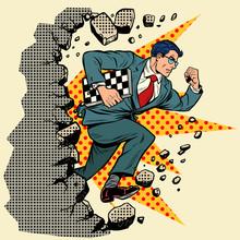 Chess Grandmaster Breaks A Wall, Destroys Stereotypes