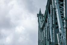 Detail Of Pont Jacques Cartier...