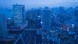 東京タイムラプス・夕景から夜景・長時間撮影