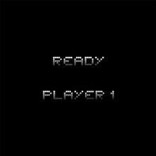 Retro Videogame Message
