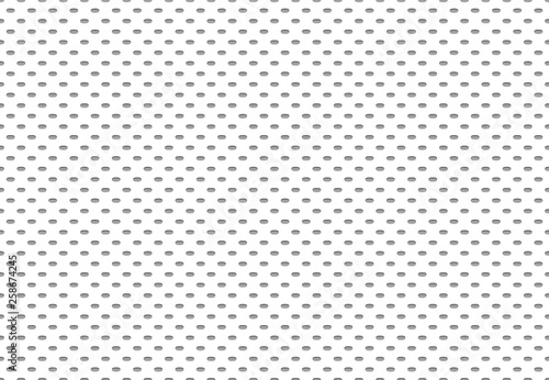 Photo Seamless athletic fabric texture