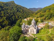 Ancient Haghartsin Monastery.  Armenia. Top View