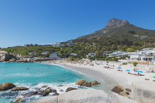 Camps Bay Beautiful Beach With...