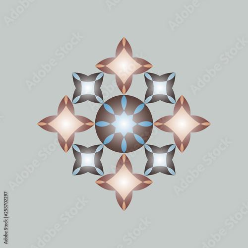 Fotografie, Obraz  Jewelry made of precious stones