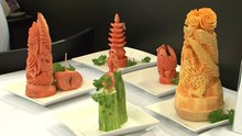 Chinese Vegetable Carving Carr...
