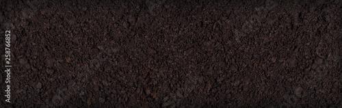 Fotografie, Obraz Soil texture background