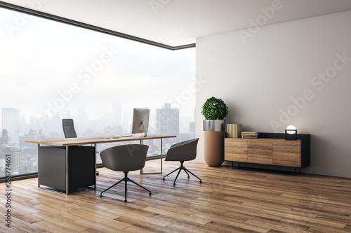 Fotografija  Bright office interior