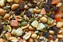 Trail Mix Close Up