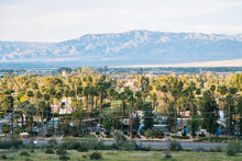 View Of Palm Springs From The ...