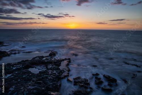 Zmierzchu długi ujawnienie w Koniec, Hawaje