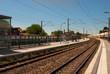 railwaystation in france