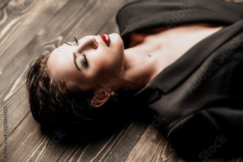 Fotografie, Tablou  confident beautiful woman