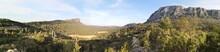 Panoramique Du Pic Saint Loup ...