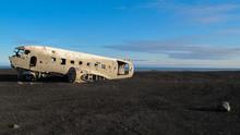 Wreckage Of Crashed Airplane I...