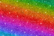 Multicolored Glitter Backgroun...