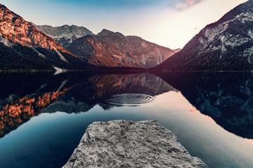 Mountain Lake in Austria