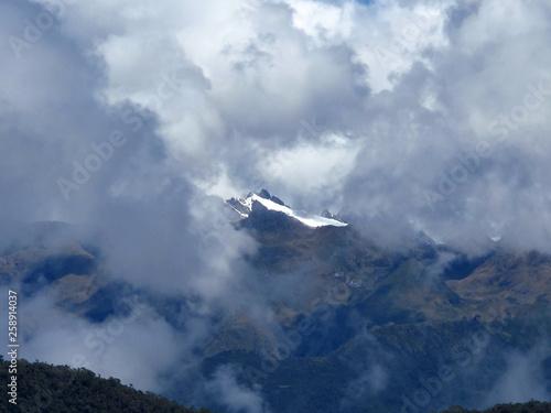 Fototapeta Machu Picchu, Cusco, Inca, Peru, South America, Andes obraz na płótnie