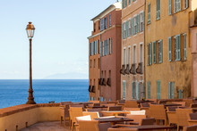 Terrasse De Bastia, Corse