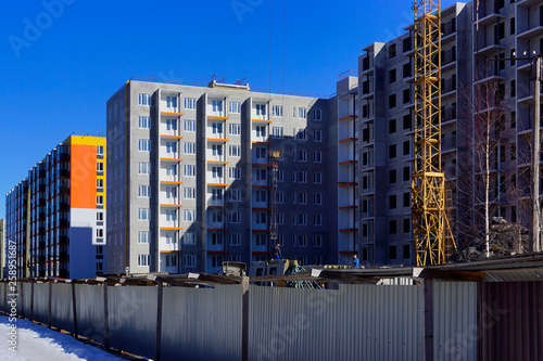 Construction industry place quarter of new cheap panel