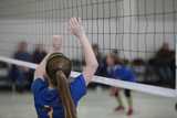 girls youth volleyball