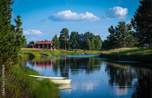 Dalarna Sweden Landscape
