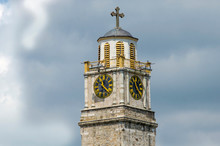 Clock Tower – Bitola, Macedo...