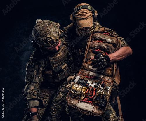 Tela Combat conflict, special mission, retreat