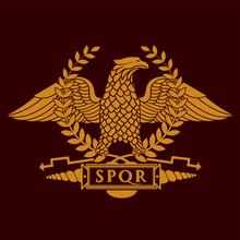 Roman Eagle Symbol Of Roman Em...