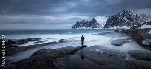 Montage in der Fensternische Nordeuropa Photographer on Tugeneset