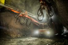 Mining Cave