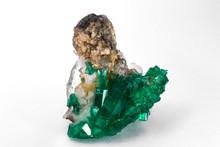 Emerald Crystals Natural Gemst...
