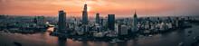 Aerial Drone Photo - Skyline O...