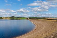 The Dam Of The Derwent Reservo...