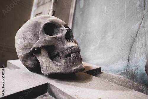 Cimitero Staglieno Fototapet