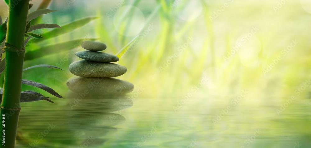 Spa  oriental background