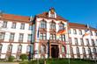 Landeshauptstadt Kiel das Gebäude des Ministeriums für Justiz, Europa, Verbraucherschutz, und Gleichstellung des Landes Schleswig Holstein am Kleinen Kiel gelegen.