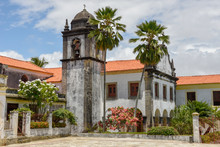 The Conceicao Church At Olinda On Brazil