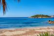 Südsee-Feeling in Europa, Strand auf Mallorca in Sant Elmo