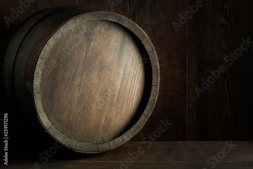 Fotografía Barrel background