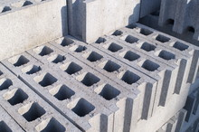 Stone Block Sales Floor